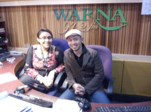 DJ Nona Kirana with Me, The Guest!