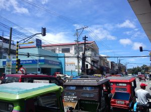 Busy Roads in Bohol